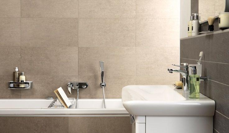 De soft line badkamer is een complete badkamer met moderne detaillering baderie badkamers - Kleur moderne badkamer ...
