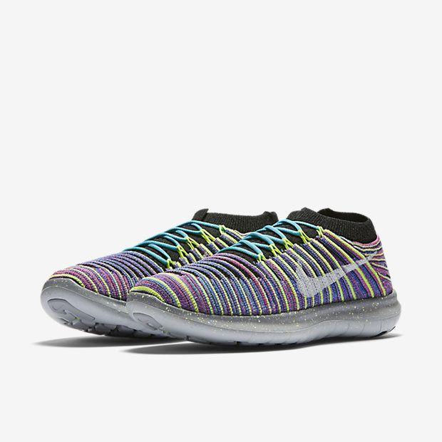 Damskie buty do biegania Nike Free RN Motion Flyknit