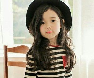 #Ulzzang kids~fashion♥ by jk_hanna on We Heart It                                                                                                                                                                                 More