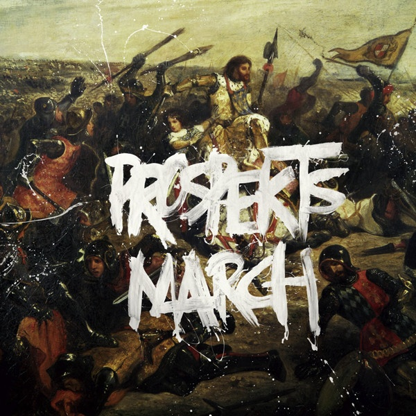 Coldplay - Prospekts March EP