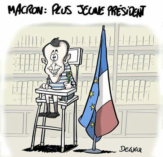 Delucq  (2017-05-07)   France: Emmanuel Macron  président