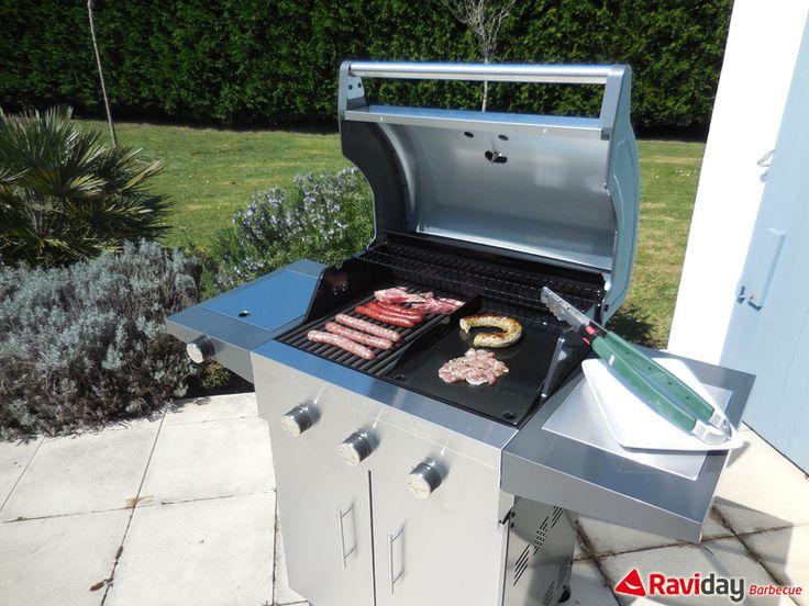 Test du barbecue à gaz Entertainer 3 de Cadac #raviday #barbecue #cadac #gaz #bbq #grill #grillade