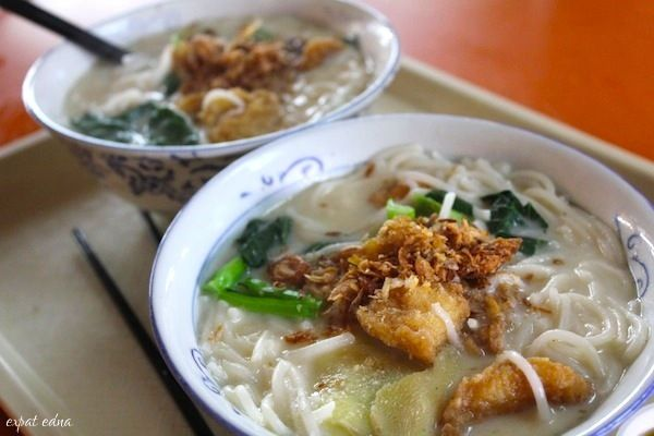 Jin Hua Fish Bee Hoon, Maxwell Center Singapore by Expat Edna
