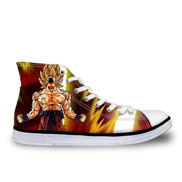 Dragon Ball Sneakers #8 FREE Shipping Worldwide🌎 Buy one here---> https://supersaiyanstore.com/dragon-ball-sneakers-8/ #dragonballsuper #dragonballgt #dbsuper #Goku #songoku