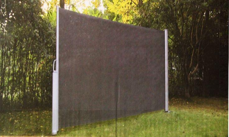 Seitenmarkise Seitenrollo Sichtschutz Windschutz Markise Sonnenschutz 1,6x3 m in Garten & Terrasse, Gartenbauten & Sonnenschutz, Markisen, Terrassenüberdachung | eBay!