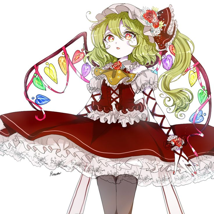 One of my favorite characters in touhou