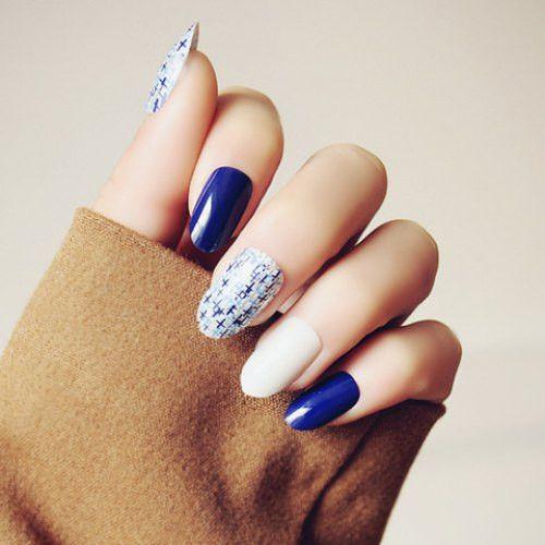 Little Google1 Nail Art: 1000+ Ideas About White Nails On Pinterest