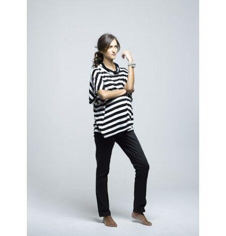 Me-a-Mama Skinny Maternity Jeans - black