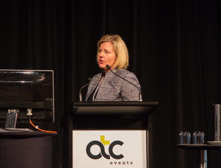 Kelly Quirk CEO, Harrier Human Capital during her ATC2015 session -  I Want to Dance with Somebody: Ensuring your employees and your brand are dancing to the same tune. In this keynote a panel of senior leaders from three of Australia's largest employers will discuss the importance of developing and measuring employee engagement, how to align branding initiatives with business and HR strategies, and the reality of managing the daily business issues – positive and negative – that create bran