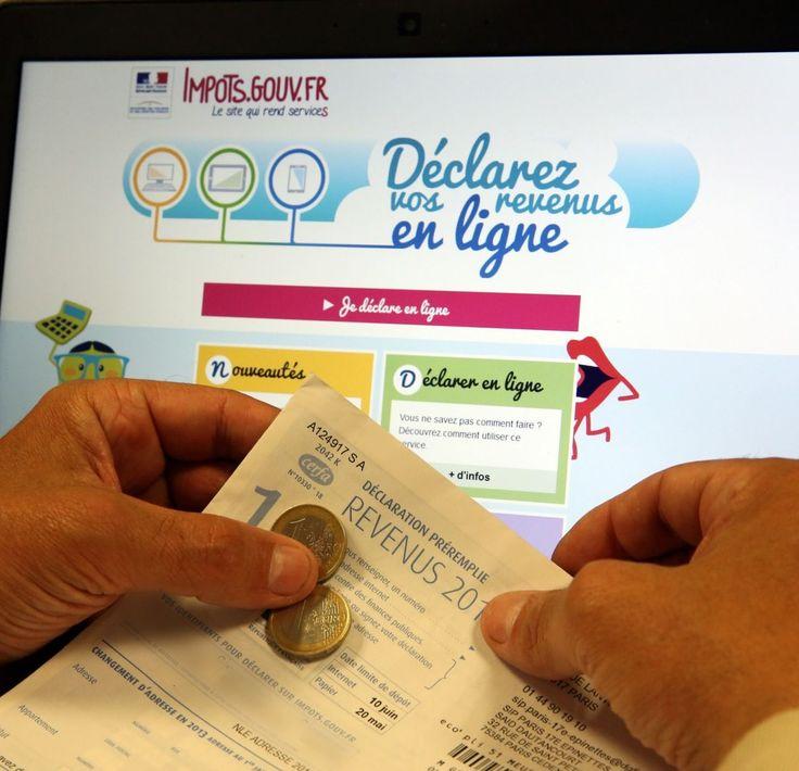 Les avis d'imposition papier bientôt payants?