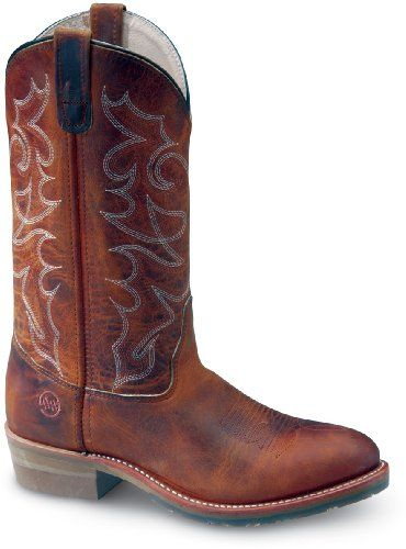 Double H 12 Inch DH1552 Mens Gel ICE Work Western Boot -- To view further