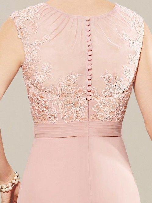 mother of the bride dress_Peach Fizz