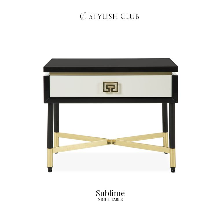 Stylish Club creates a range of bedside tables and nightstands that combine design with furniture to create a truly unique bedroom for you.