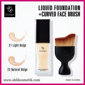 5.2 Pilihan Warna Eity Eight Liquid Foundation