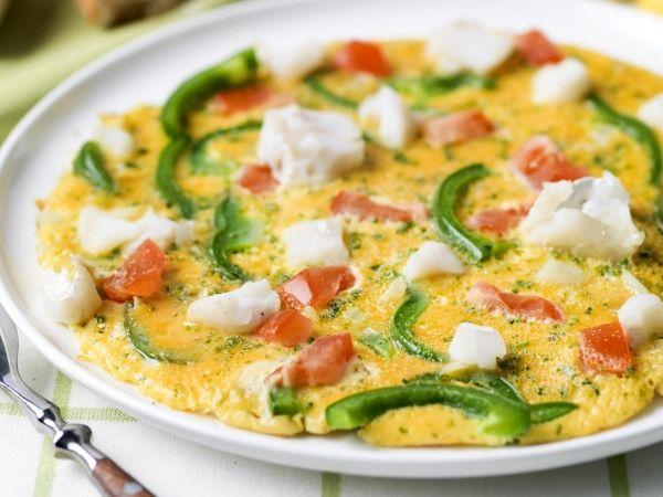 Zonnig omelet - Libelle Lekker!