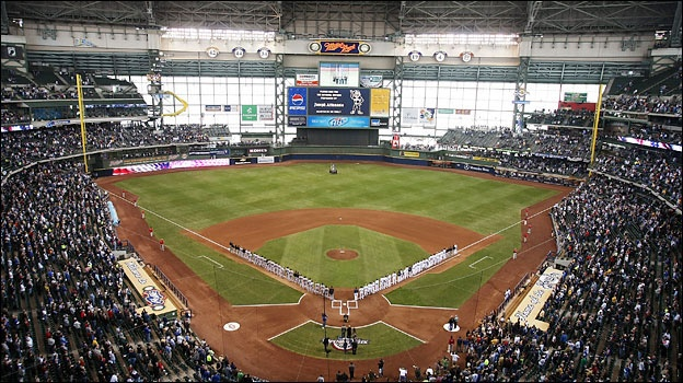 Milwaukee Brewers Bedroom In A Box Major League Baseball: 31 Best NFL STADIUMS Images On Pinterest