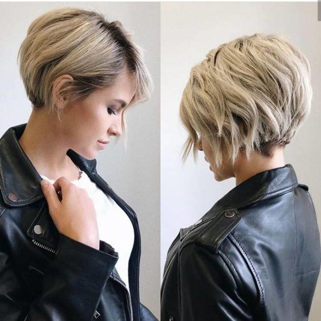 40+ Tendance coiffure courte femme 2019 des idees