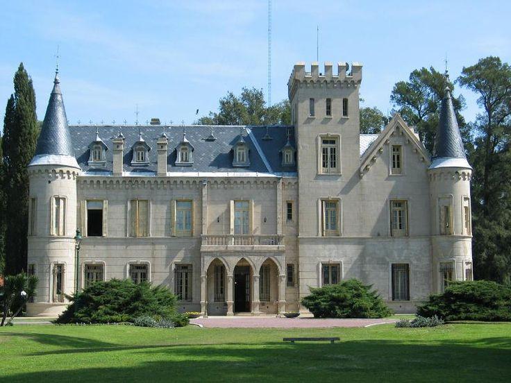 Castillos y palacios de Argentina