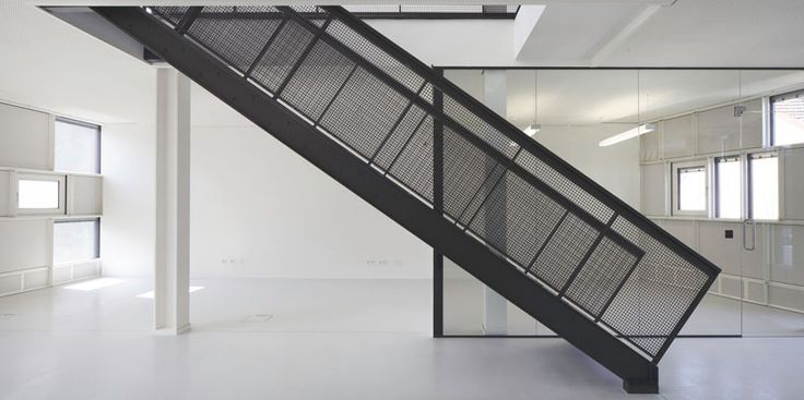 breitensee studios | stair ~ holodeck architects