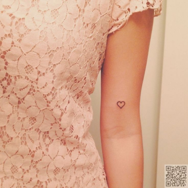 Wear Your #Heart on Your Sleeve...or Anywhere with These Breathtaking Heart Tattoos ...