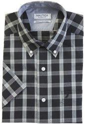 Nautica Men's Classic Fit Short-Sleeve Shirt for $13  free shipping #LavaHot http://www.lavahotdeals.com/us/cheap/nautica-mens-classic-fit-short-sleeve-shirt-13/189460?utm_source=pinterest&utm_medium=rss&utm_campaign=at_lavahotdealsus