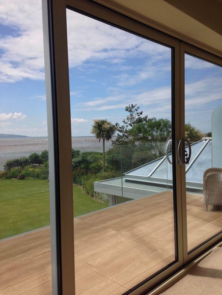 Sliding Doors & Glass Balcony