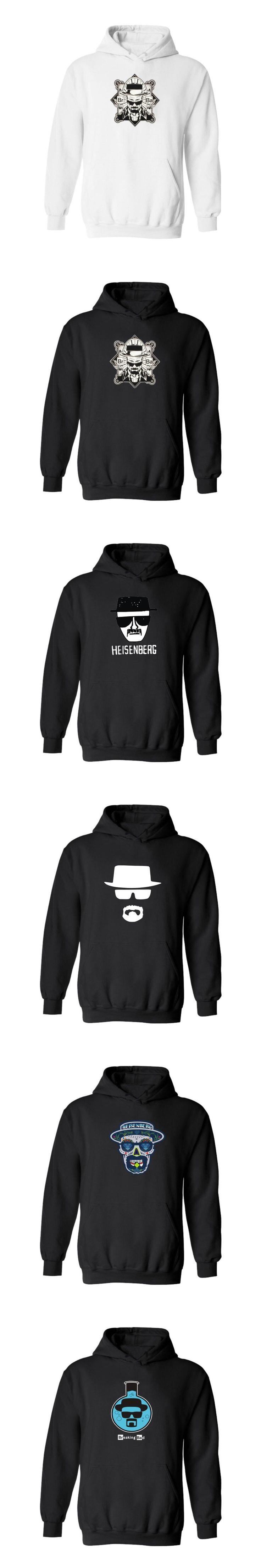 Chemical Heisenberg Hooded Sweatshirt Men Hoodies Fashion Hoodie Mens Hip Hop Fashion Autumn Hoodies Men Hip Hop Casual Clothes