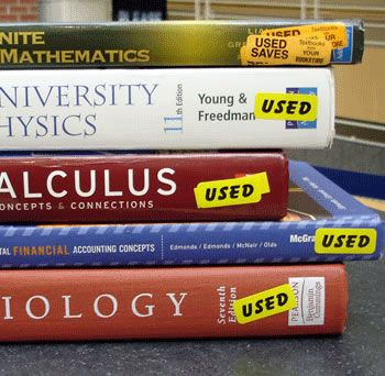 Sell used college book