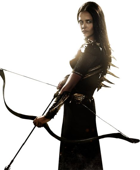 300: Rise of an Empire - Artemisia (Eva Green) costume