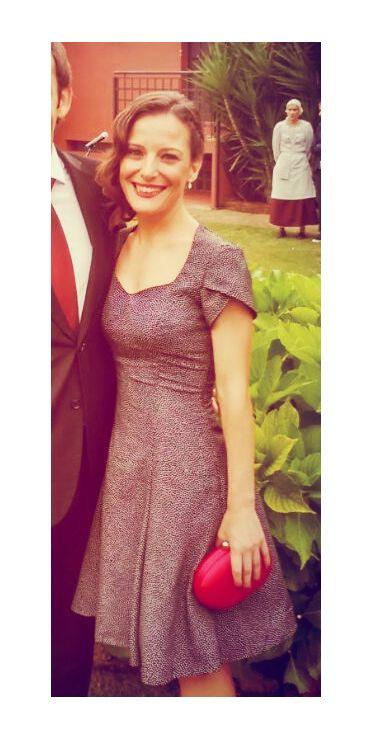 ISABEL HARGOUES Dressmaker www.isabelhargoues.com