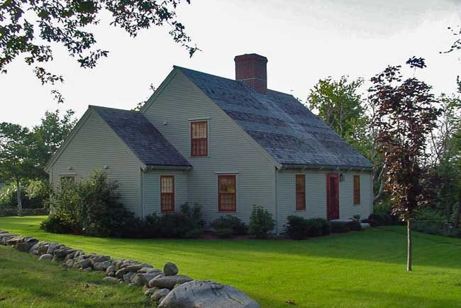 184 best colonial new england houses images on pinterest for Classic colonial homes