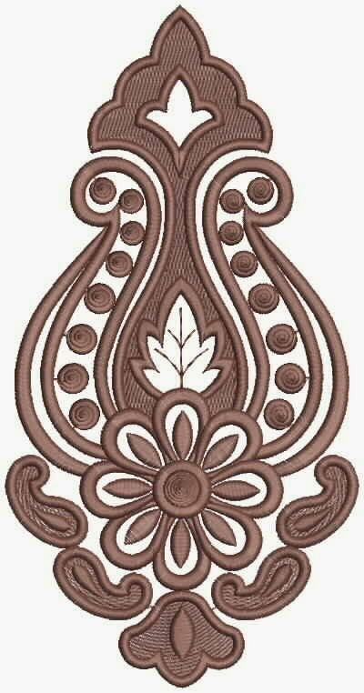 Machine Embroidery Thread Applique Embroidery Design - Embdesigntube