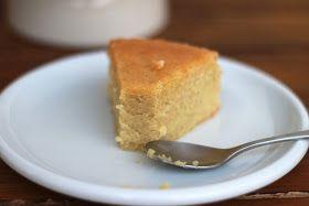 Un moelleux incomparable au bon goût d'amande, le tout associé à la vanille. C'est une des choses que je préfère !!