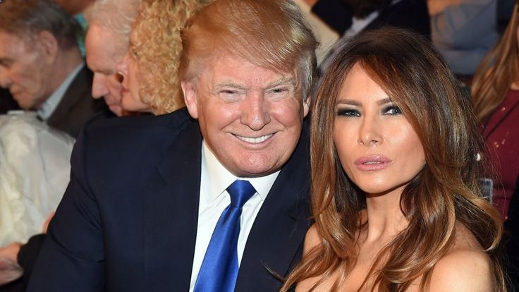 The editor of British GQ says Donald Trump was very keen to see photos of his then-girlfriend in the magazine back in 2000.
