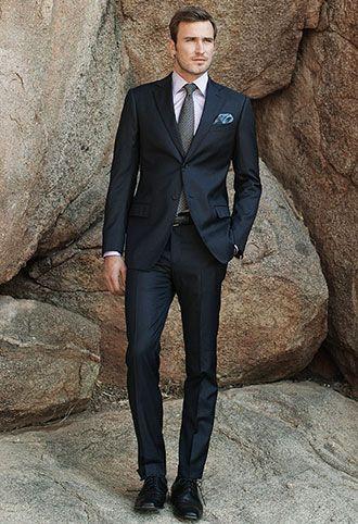 革靴の着こなし・合わせ方 | スーツスタイルWEB