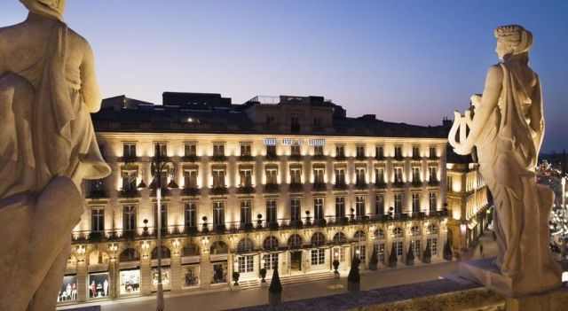 Grand Hotel de Bordeaux & Spa - 5 Star #Hotel - $342 - #Hotels #France #Bordeaux #CentreVille http://www.justigo.org.uk/hotels/france/bordeaux/centre-ville/grand-hotel-bordeaux-spa_60326.html