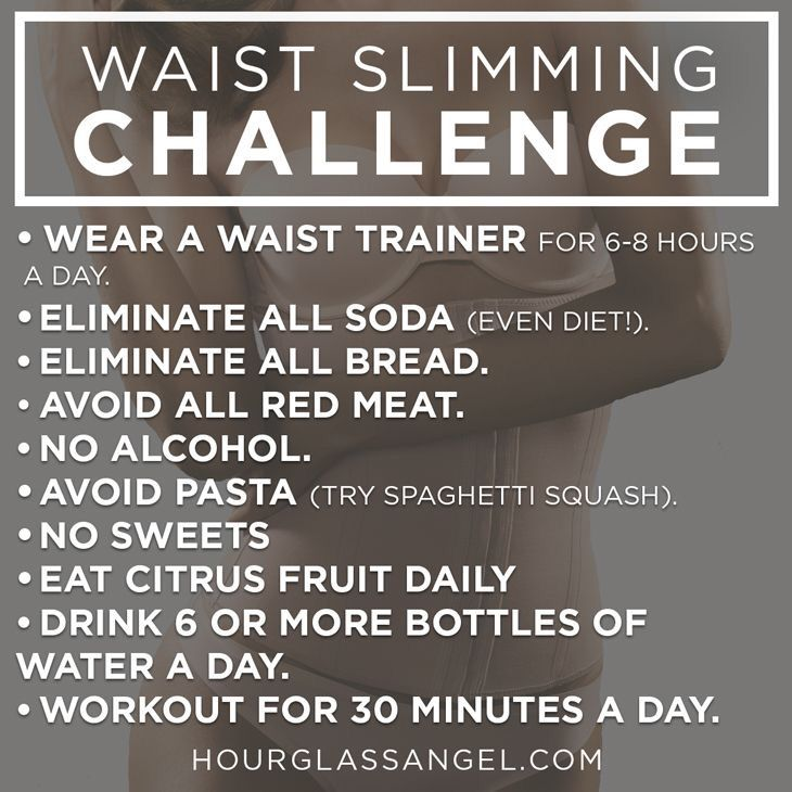 30 Day Waist Trainer Challenge to to Get it Back into Shape – Page 2 – CatKiwi
