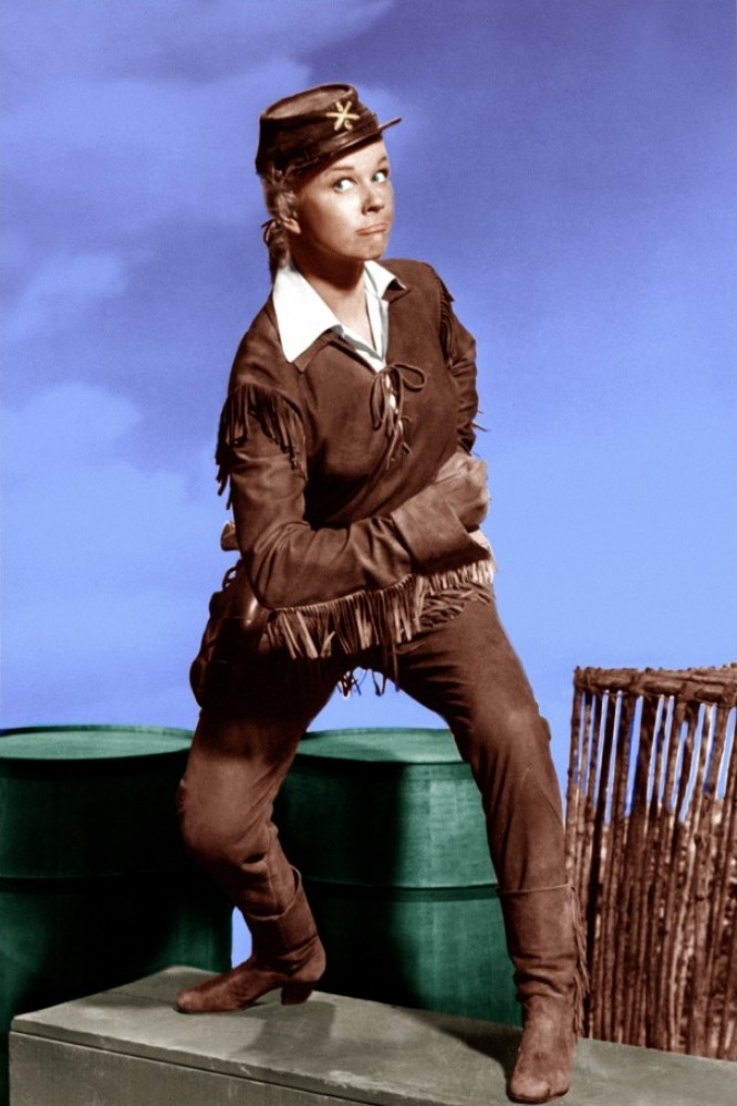 Calamity Jane ......my favourite film xx