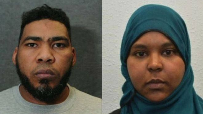 Pair jailed for #UK homemade bomb attack plan - Munir Mohammed, from Derby, was handed a life sentence, with a minimum of 14 years. Pharmacist Rowaida El-Hassan has been jailed for 12 years. - The trial at the Old Bailey heard the pair met on a dating website and Mohammed used El-Hassan's chemical knowledge to help plan an attack. - http://www.bbc.com/news/uk-england-derbyshire-43158741 - Photo: Munir Mohammed and Rowaida El-Hassan met on an online dating site