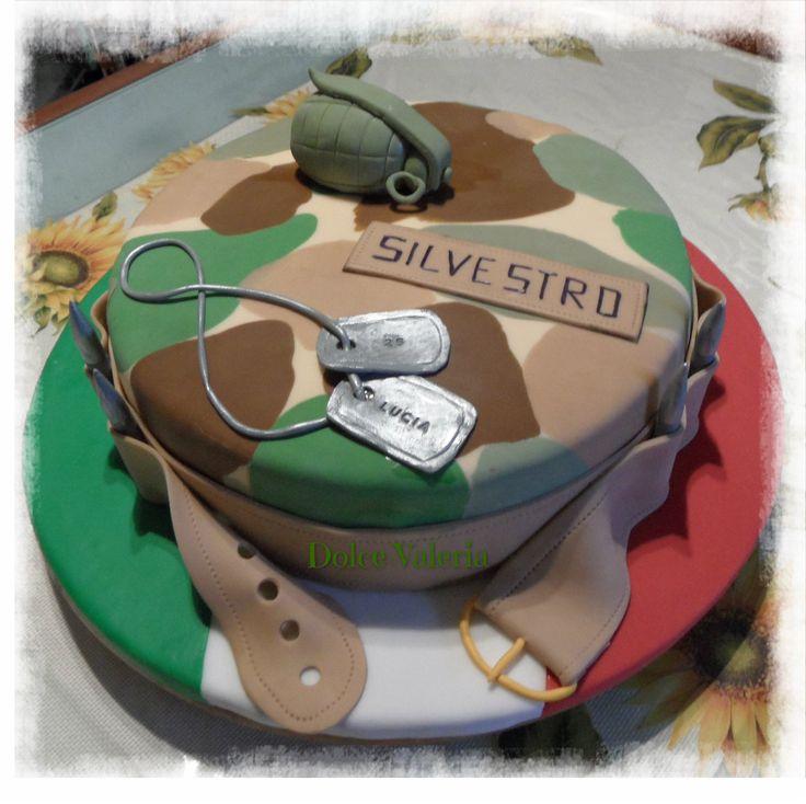 Military cake ... x Lucia...