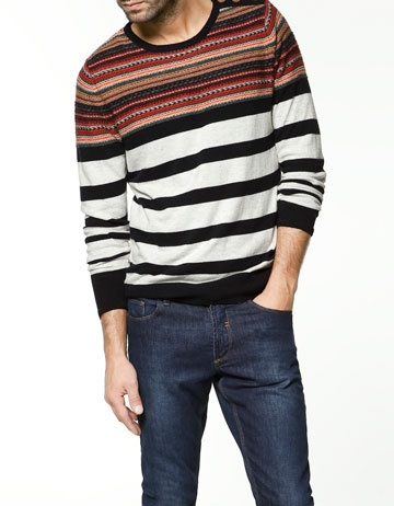 I want this. so hip.Sweaters, You, Men Style, Stripes, Wear, Products