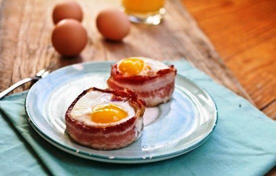 Рецепты яичницы с беконом, секреты выбора ингредиентов и добавления