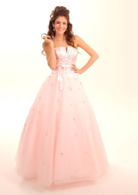 131 best vestidos para 15 images on Pinterest | Formal prom dresses ...