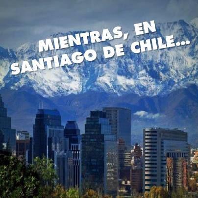 ¿Nublado? | Bestday.com.mx | #tour #vacaciones #MyBestDay #OjalaEstuvierasAqui #SantiadoDeChile #BestDay