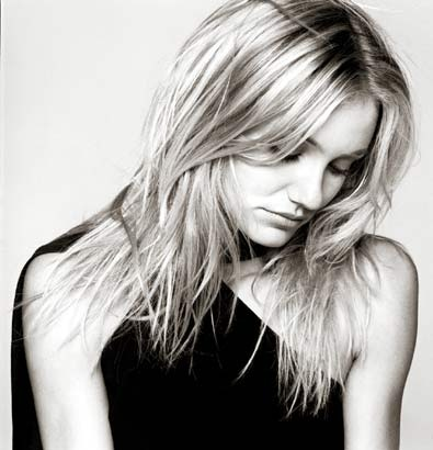 Cameron Diaz, photographed by Brigitte Lacombe