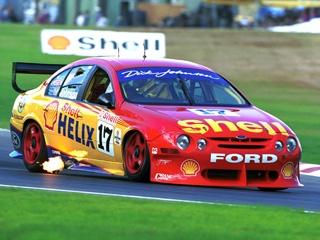 Dick Johnson Racing Falcon AU