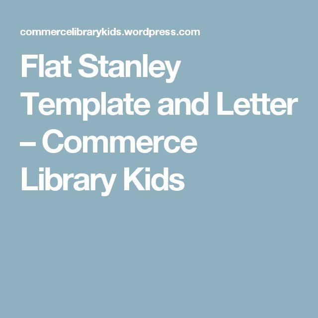 25+ beste ideeën over Flat stanley template op Pinterest - flat stanley template