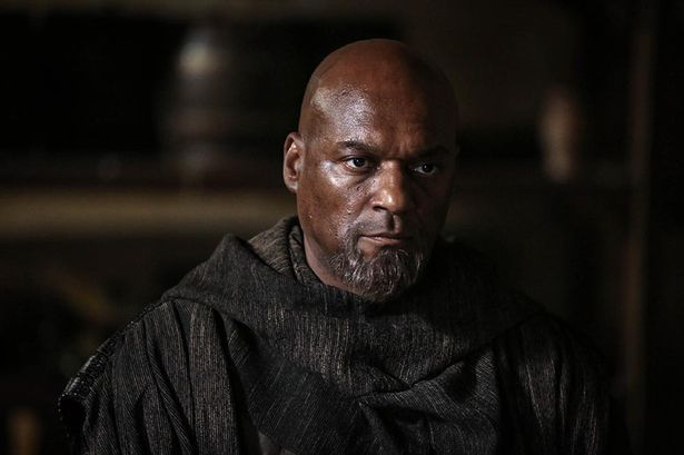 Colin Salmon as Tariq in 'The Musketeers'