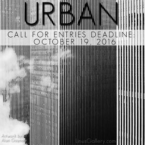 Urban Open Art Call | DEADLINE OCTOBER 19, 2016