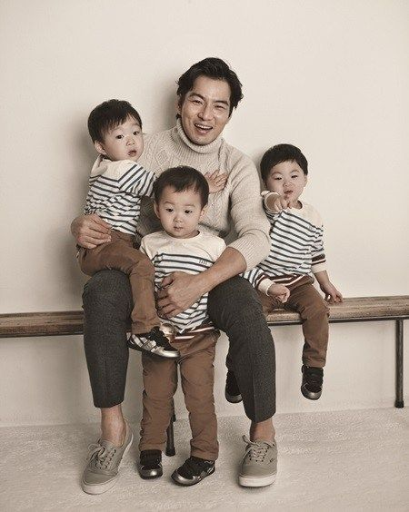 Song Il Kook & Daehan, Minguk, Manse. Well, this is just lovable